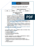 SSOMA Examen - Módulo 6