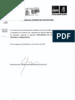 PPL Memoria Histórica y Democrática