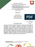 ECV - Neumonia Aspirativa