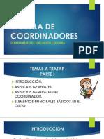 ESCUELA DE COORDINDORES