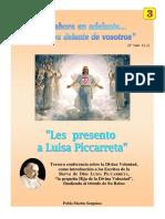 Les presento a Luisa Piccarreta
