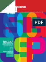 NSCGJSP - quadro comparativo
