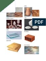 vidrio y productos cerámicos ilustraciones