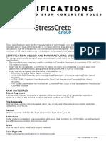 Spun-Concrete-Pole-Specifications