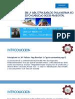 Gestión ambiental en la industria basado en la norma ISO9001
