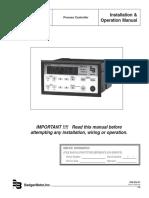 Badger PC100 Manual