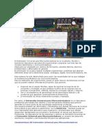 Entrenador Universal para Microcontrolador