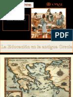 Clase 2 La educación en la grecia antigua.ppt