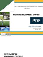 03 - Medidores de grandezas eletricas