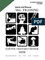 AF Manual 64-4 Survival USAF July 1985