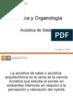 Acustica de Salas (2019)