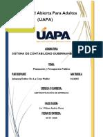 Tarea 2 Planeacion Presupuesto publico.docx