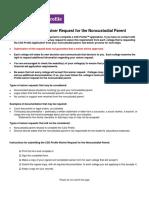 css-profile-waiver-request-non-custodial-parent