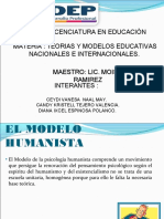 Presentacion 1 Mod Humanista