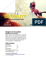 SINGLES AND SEXUALITY (Mastering Sexual Urges