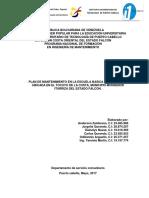 PROYECTO COMUNITARIO - ABECINDA PIÑA