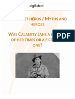 mythes-et-heros-calamity-jane-myths-and-heroes-cours-anglais-terminale-es