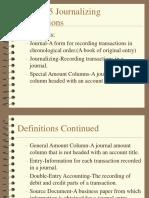 journalyzing transactions.ppt