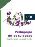 Libro Pedagogía de Cuidados