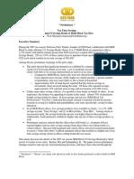 Testing US Savings Bonds at H&R Block Tax Sites