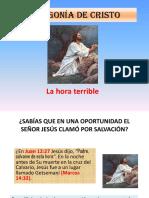 La Agonia De Cristo