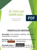 ID, EGO, SUPER-EGO.ppt