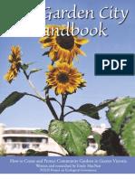 The Garden City Handbook