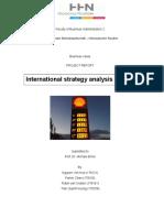 Shell-Strategy analysis