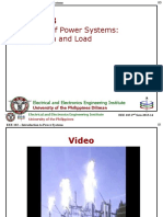 Lecture 3 Overview of Power Systems - Distribution and Load