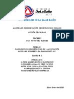 Equipo 1 Dx Org Asociación Mex de Diabetes (1a Parte)
