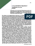Hans-Peter Krebs - Gramsci und die Geschichte der Philosophie