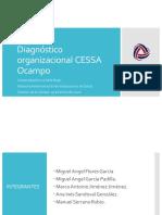 Equipo 5 Dx Org CESSA Ocampo (1a Parte)