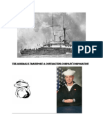 The Admirals Transport & Contracting Corporation Painting Contract Admiral G Wiskars