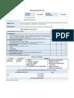 Packet Tracer - Protocolo de comunicaciones