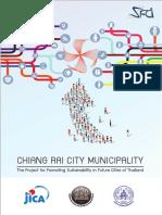 Brochure of Chiang Rai City Municipality