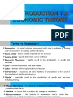 INTRODUCTION TO ECONOMIC THEORY.pptx