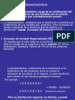 presentacion geoestadistica