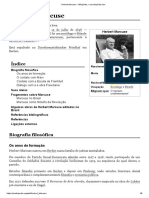 Herbert Marcuse – Wikipédia, a enciclopédia livre