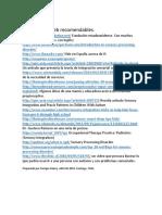 páginas web recomendables 4.2016 p