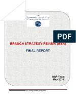 Branch Strategy Review Doc