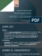 TRATAMIENTO DE LAS UVEÍTIS NO INFECCIOSAS