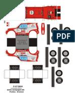 [Paper Model] [Racepaper] [Auto] Mitsubishi Pajero Montero 211.pdf