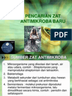 13. Skrining antimikroba