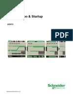 Configuration & Startup of Saitel DR_EN_Rev1.0_Borrador