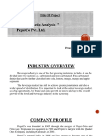 Project Report PepsiCo PPT.pptx