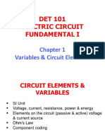 Chapter 1_STUDENT Variables and Circuit Elements