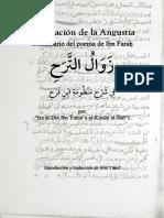 Eliminacion de La Angustia Zawal Al-Tara