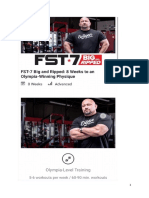FST7 Big and Ripped