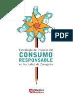 Estrategia consumo responsable