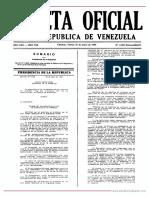 GO 4582 Reforma del Reglamento de la Ley de Ejercicio de la Farmacia